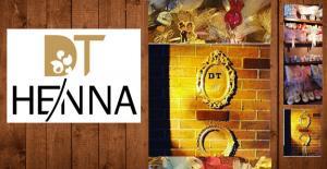 DT Henna-Kına ve Organizasyon açıldı