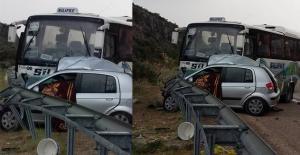 Silifke'de Kaza; 2 Ölü, 5 Yaralı