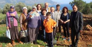 CHP Silifke Gençlik Kolları büyüyor