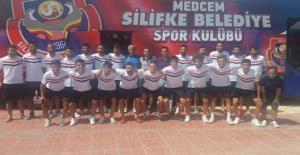 Medcem Silifke Belediyespor, 5.Grup'ta mücadele edecek