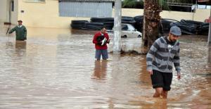 Başkan Kocamaz, Cumhurbaşkanı Erdoğan'a Sel Felaketi İlgili Bilgi Verdi