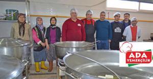 Ada Yemekçilik farkıyla Sizlerin hizmetinde