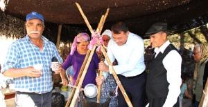 Başkan Turgut, Çaltıbozkırlıların Yayla Şenliğine katıldı