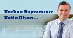 Başkan Turgut, Kurban Bayramını kutladı