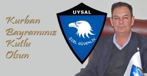 UYSAL GÜVENLİK, KURBAN BAYRAMINI KUTLADI
