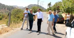 Başkan Turgut, 'Hizmetlerimiz artarak devam ediyor'