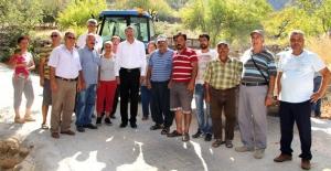 Başkan Turgut, Kırtıl sakinleriyle buluştu