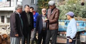 """Turgut, """"Hizmetlerimiz vatandaşlarımızın takdiridir"""""""