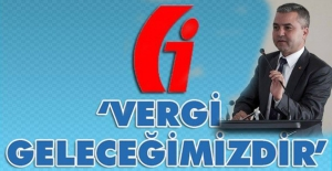 Başkan Kaynar'dan 30. Vergi Haftası Mesajı