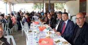 Başkan Turgut, Fen İşleri personeliyle bir araya geldi