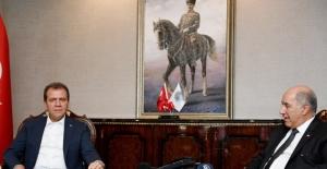 """Başkan Seçer: """"Mersin, Irak İçin Ticari Bir Partner Kent"""""""