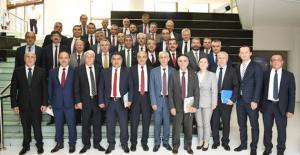 Meski, Tbb Su Ve Kanalizasyon İdareleri Genel Müdürler Toplantısına Katıldı