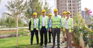 Başkan Abdullah Özyiğit, inşaat sektörü temsilcileriyle buluştu