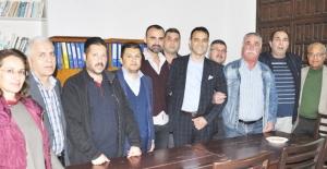 Başkan Vekili Altunok'tan kent konseyine ziyaret