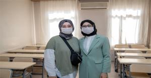 Semanur, Avukatlık Hayaline Mersin Büyükşehir'le Ulaştı