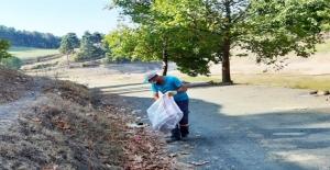 Toroslar'da, Piknik Ve Mesire Alanları Düzenli Olarak Temizleniyor