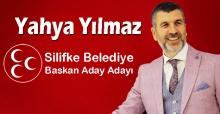 Yahya Yılmaz MHP Silifke Belediye Başkan Aday Adayı