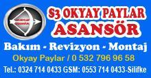 S3 OKYAY PAYLAR ASANSÖRLERİ
